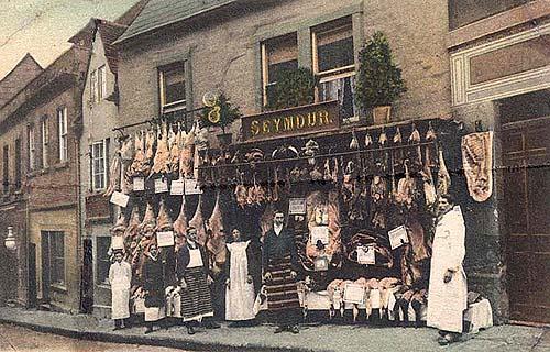 Bradford on Avon: Silver Street
